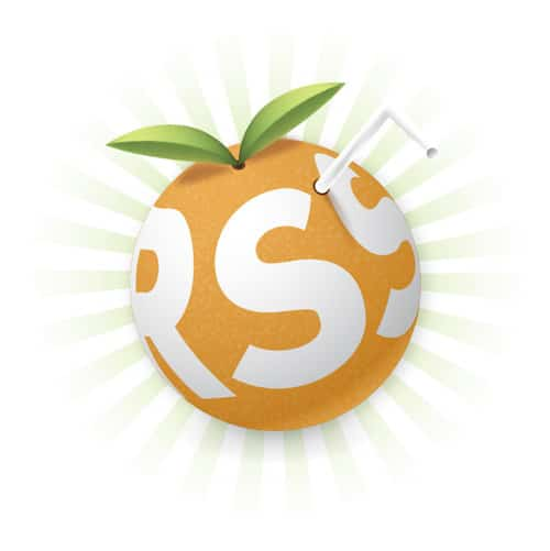 How to Create a Juicy RSS Feed Icon