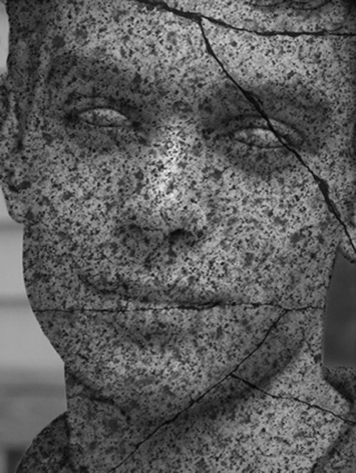 Create Stone Portrait Photoshop Tutorial