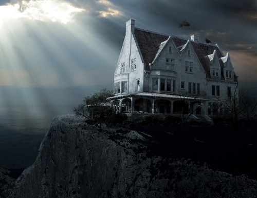How to Make Ordinary House Haunted