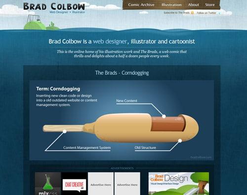 http://bradcolbow.com/