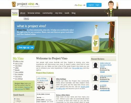 http://www.projectvino.com.au/