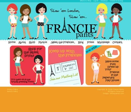 http://www.francie-pants.com/