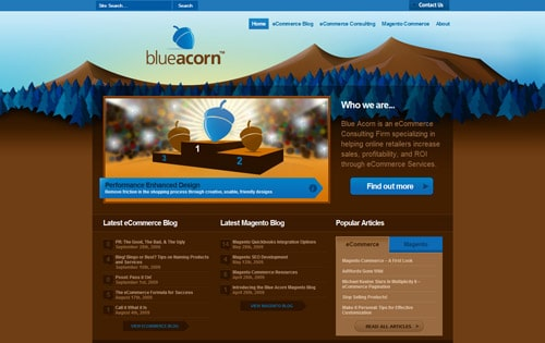 http://www.blueacorn.com/