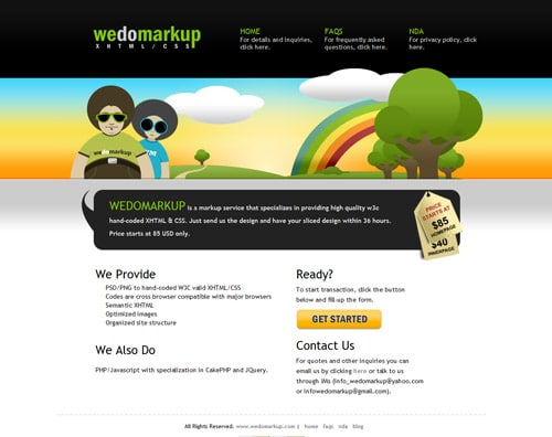 http://www.wedomarkup.com/
