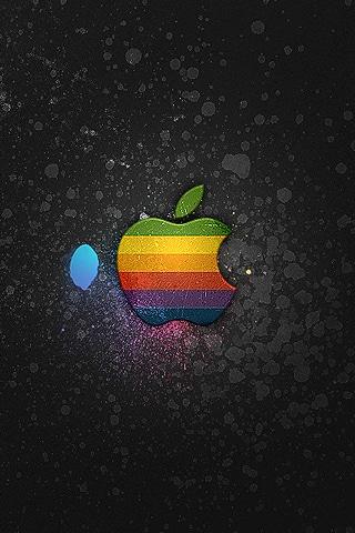 Splatter Apple