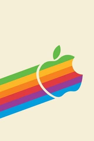 Classic Macintosh Logo
