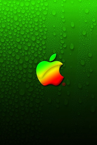Clean Apple Logo