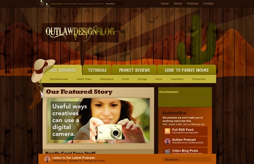 outlawdesignblog.com