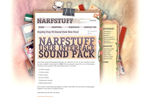 narfstuff.co.uk