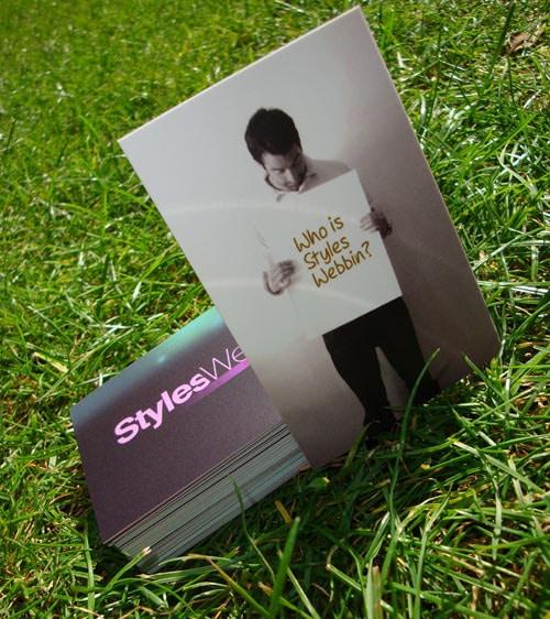 Business Card by Styles Webbin