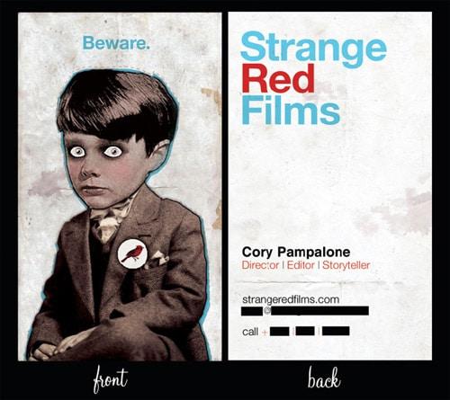 Strange Red Films