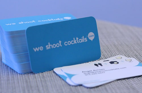 We Shoot Cocktails