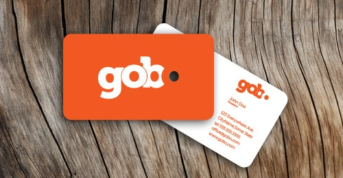 Gobo Bussines Card