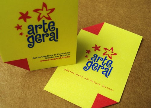 Art Business Card