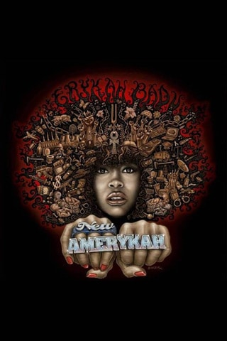 Erykah Badu - New Amerykah