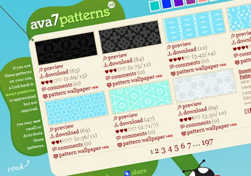 patterns.ava7.com