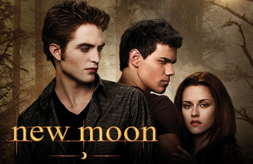 Recreate the New Moon Movie Title Treatment in Photoshop
