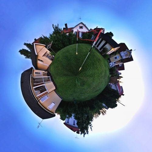 Photoshop Tutorial: How To Create A Circle Polyorama