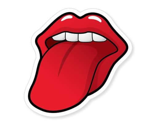 Create a Rolling Stones Inspired Tongue Illustration