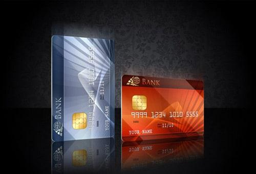 Beautiful Credit Card Design