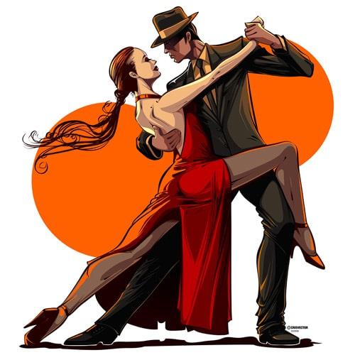 Tango by Cristiano Siqueira