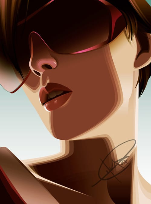 Contemporary Vector Art by