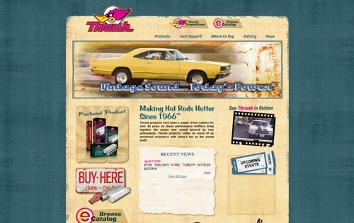 thrushexhaust.com