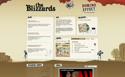 theblizzards.ie