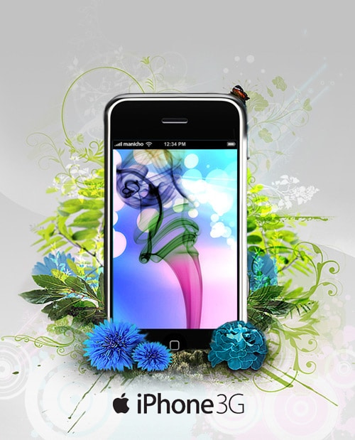 i-Phone 3G by ZoOM2