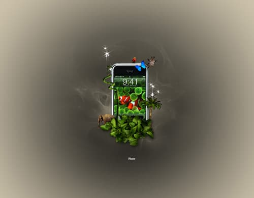 iphone by sinem senol