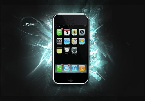 Iphone by Zardom002