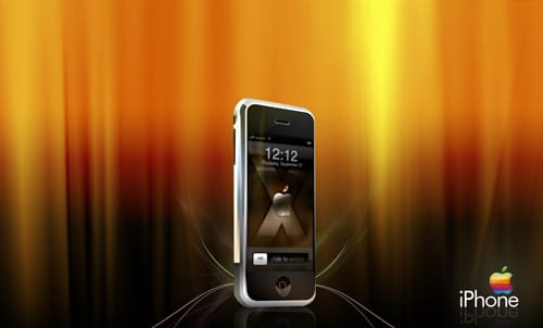 iPhone by Prince Pal