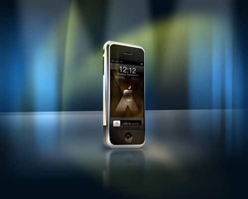 featuring iPhone by exodo31
