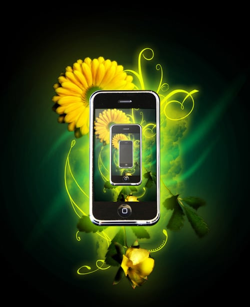 iphone by Jorge Lega