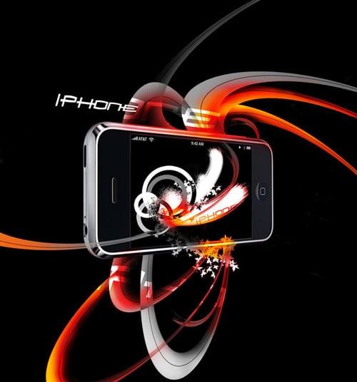 iPhone : Remix by Nicholas