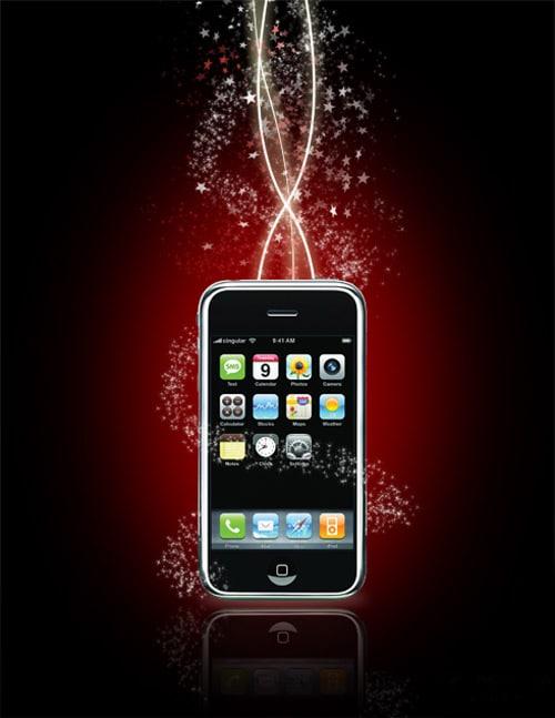 iPhone Ad by Jon Webb