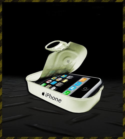iPhone by Dino