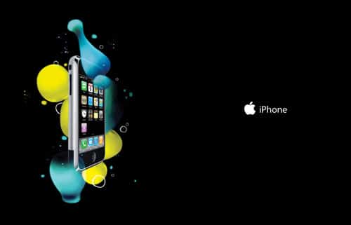 Iphone by finkenauer