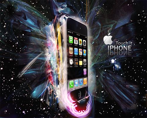 iPhone Delight by Sangiev Sriskumar