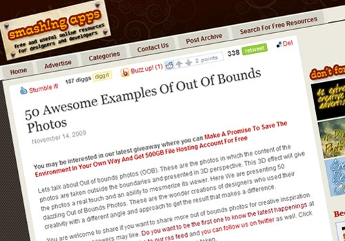 50 Awesome Examples Of Out Of Bounds Photos
