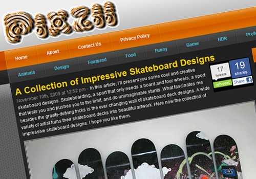 A Collection of Impressive Skateboard Designs