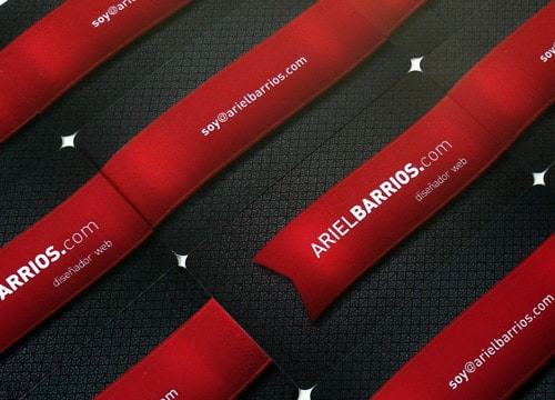 Personal Business Card by Areil Barrios