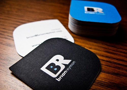 Personal Business Card By Brian Reyman