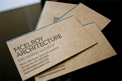 McElroy Architecture by Fresh Impression