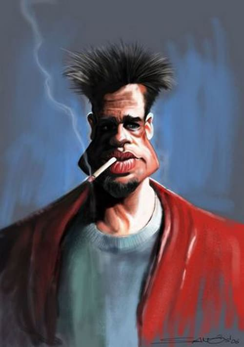 30  Amazing Examples of Famous Caricatures caricatures of famous ...