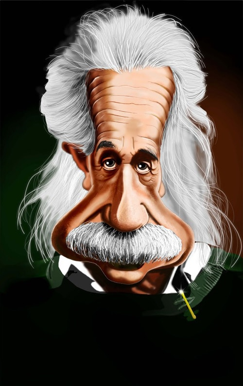 10 Caricatures of Famous Celebrities