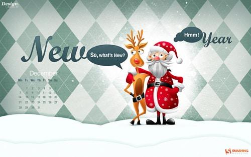 Christmas Couple wallpaper - Egor Kosten