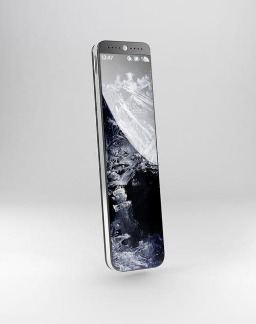 Concept Phone .Mobile Script.