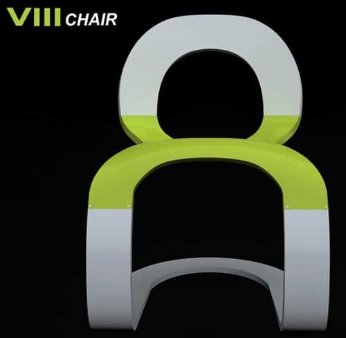 VIII chair