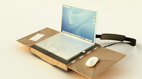 Openaire - Laptop Case/Workstation